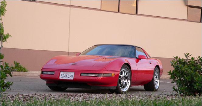My 1991 Corvette